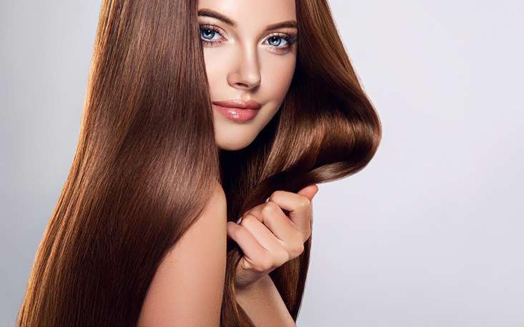 выравнивание волос киев